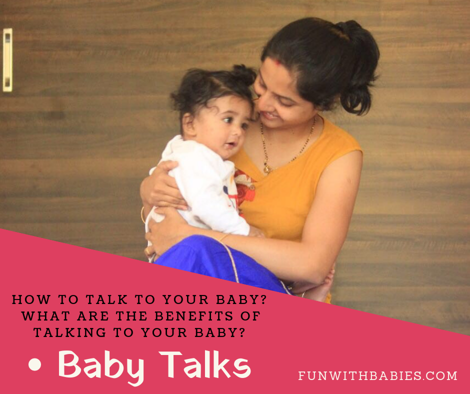How to talk to your baby - Bring in the baby talks
