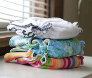 Nappy change - Cloth diapers best for your baby