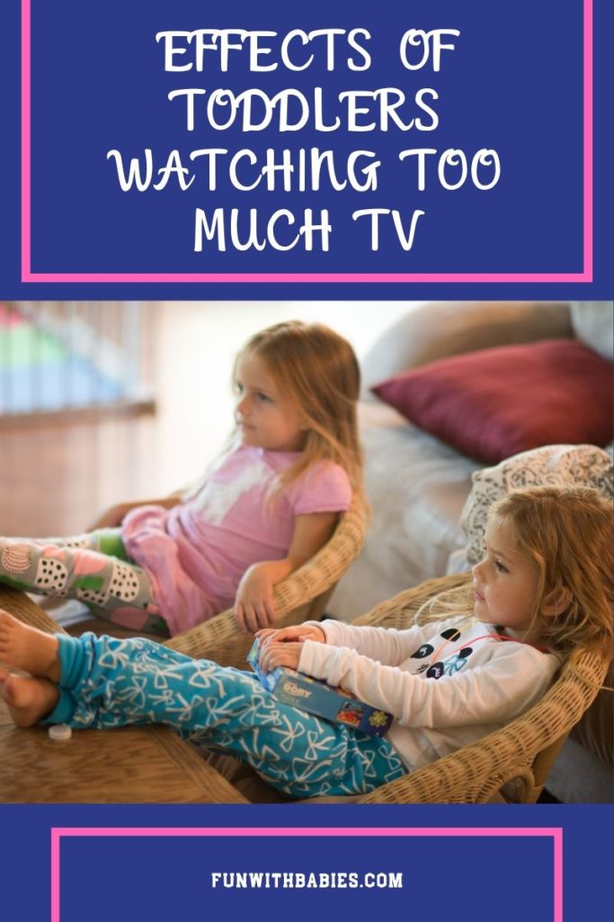 Post 20 Effects of toddlers watching too much tv