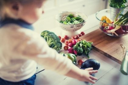 Why Are Kitchen Activities For Toddler Crucial For Their Childhood Development